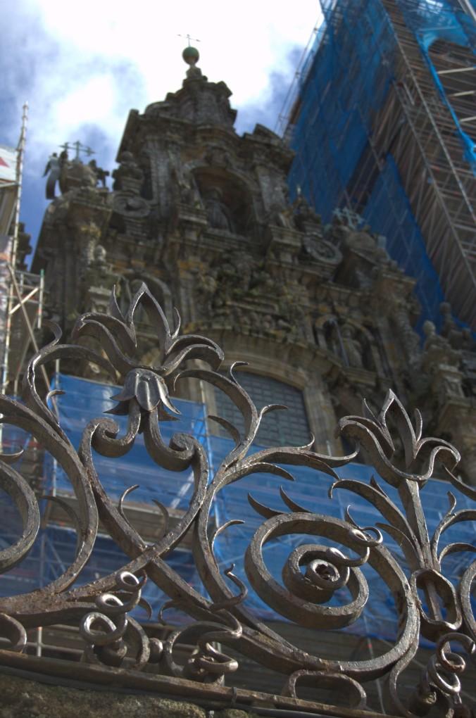 Restauración Catedral de Santiago de Compostela